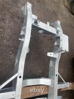 LAND ROVER SERIES 88 III 2 2A 3 GALVANISED CHASSIS GKN Marsland