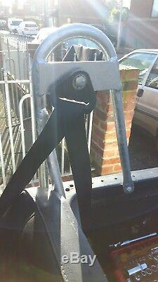 LAND ROVER SOFT TOP RAISED UPPER SEAT BELT MOUNTING series2/3