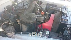 LAND ROVER SWB 88 SERIES llA with Galvanised Chassis, Winch and much more