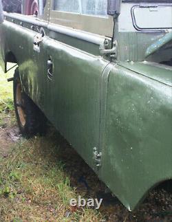 LAND ROVER Series 2A 1962 DIESEL