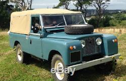 LAND ROVER Series II/IIa/III 109 SOFT TOP