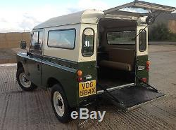 LAND ROVER series 3. Ohhh how pretty. ABSOLUTELY STUNNING in every respect x