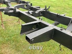 Land Rover 109 Series 2 military chassis 1967