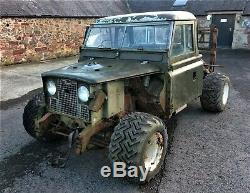 Land Rover 109 Series 2a Agrover 2.25 Petrol