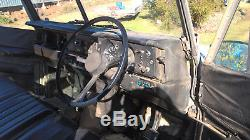 Land Rover 109 Series 3 Stage 1 3.9 4BD1 T S3 SIII 4x4 Defender TDi TD5 110