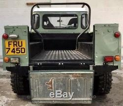 Land Rover 1966 Series / Defender 2.5 diesel