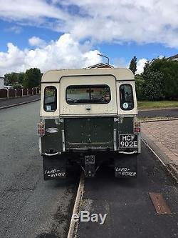 Land Rover 1967 Series 2a