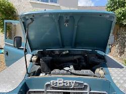 Land Rover 1982 Petrol SWB Station Wagon Series 3 III 1982 NEW MOT 06/2020