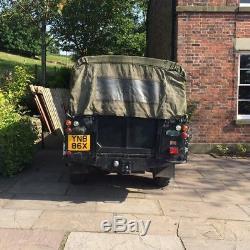 Land Rover 1982 Series 111 109 Ex MOD