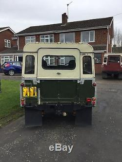 Land Rover 1984 Series 3 88