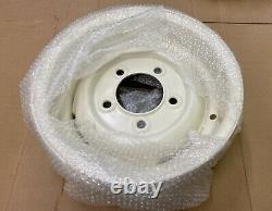 Land Rover 1 Ton 2B Forward Control Deep Dish Wheels Rims 569204 Series 1 2 3
