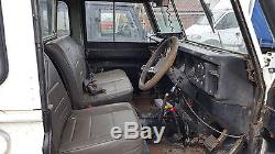 Land Rover 200 tdi PICKUP OFFROADER SERIES 1 2 3
