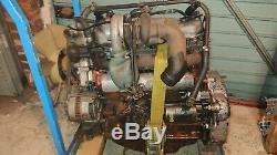 Land Rover 2.5 Turbo Diesel Engine. 19j. Defender 90 Series