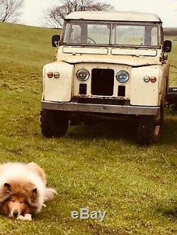 Land Rover 2a Series 109 1968