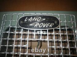 Land Rover 88 109 Series 2 Front Panel Rad. Grill Bonnet Lock Headlights Badge