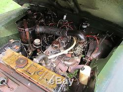 Land Rover 88 Series 2 Petrol SWB 1958 N/R