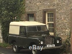 Land Rover 88 Series 3 Diesel