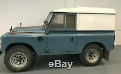 Land Rover 88 Series 3 Petrol / 1973 / Tax & Mot Exempt/ 92000 Miles