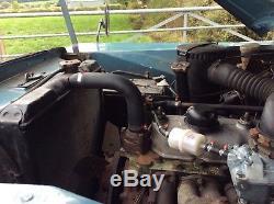 Land Rover 88 Series 3 SWB 1973 Petrol 2.25 ltr Blue/Cream