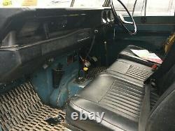 Land Rover 88 Series III 1976