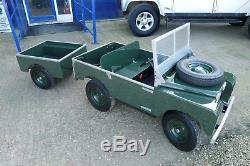 Land Rover Defender 90 Toylander Kids Series 1 Elec Lr