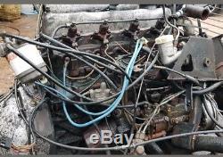 Land Rover Defender Series 90 110 2.5 na Diesel Engine