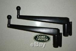 Land Rover Defender/Series/Perentie Mirror Arm Large 11.5 PAIR