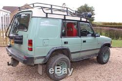 Land Rover Discovery 300tdi 1996 Series 1. Off road equipped