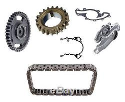 Land Rover Discovery II Series 96-04 Timing Chain Kit Gears Water Pump Gasket