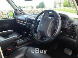 Land Rover Discovery Series 2 TD5 Diesel Premium ES Auto 2004 MOT 1 YEAR