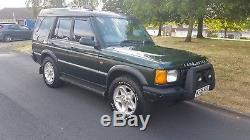 Land Rover Discovery Series 2 TD5, Full MOT, Cheap Tax