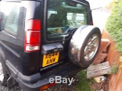 Land Rover Discovery TD5 ES Series 2