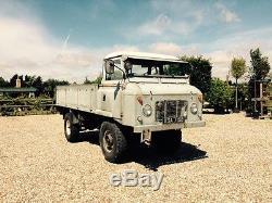 Land Rover Forward Control Diesel Series 2B