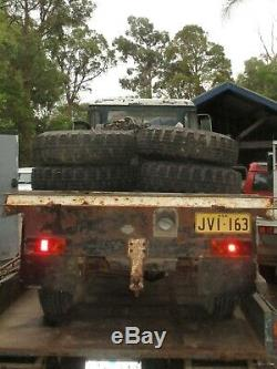Land Rover Forward Control Series 2A