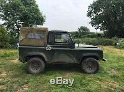 Land Rover Green Series 2a Special