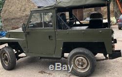 Land Rover Lightweight Series 3
