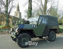 Land Rover Lightweight Series III 1983