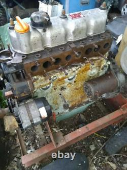 Land Rover Military Lightweight Series 3 Petrol Engine - Ex Mod Refurbished