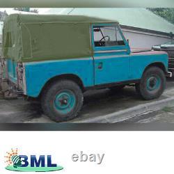 Land Rover Range Rover Series 1/2/2a/3 Hood Swb 88 Khakhi Green. Part 331110ag