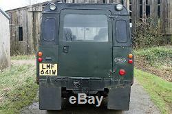 Land Rover SWB 88 Series 3 (1981)