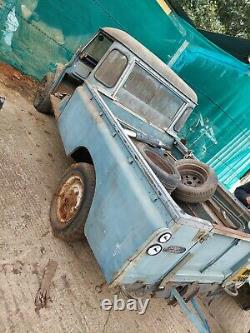Land Rover Series 109 V8 1970 Project