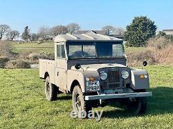 Land Rover Series 1 107 1955