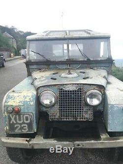 Land Rover Series 1 109
