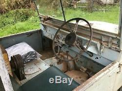 Land Rover Series 1 1953 80 Welder