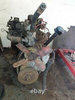 Land Rover Series 1 1954 2.0 Engine Spread Bore