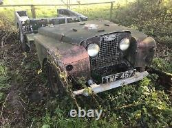 Land Rover Series 1 1955 86 Inch