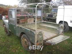 Land Rover Series 1 1956 88 Inch