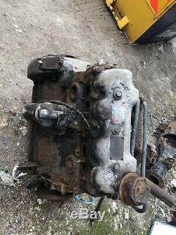 Land Rover Series 1 2.0 Engine