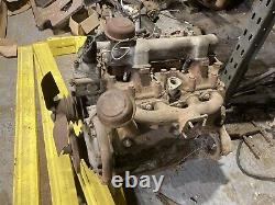 Land Rover Series 1 2.0 Engine 1952 Siamese Bore Complete