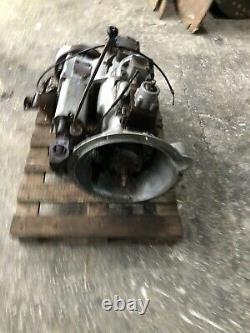 Land Rover Series 1, 2, 2a, 3 gearbox with Toro Bearmach Overdrive